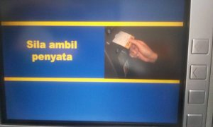 Malaysian Man Shares How You Can Withdraw Money At An ATM Without Card - World Of Buzz 7