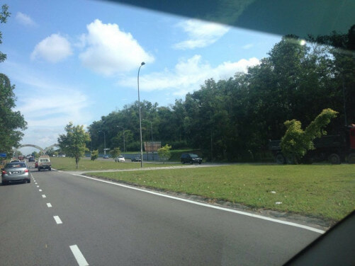 Malaysian Toddler DIES After He Fell Out Of The Car And Was Ran Over - World Of Buzz 2