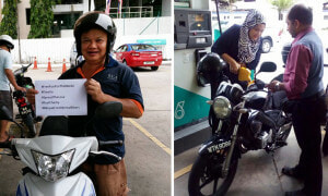Malaysians Start Project To Buy Fuel For The Poor To Help With The Petrol Price Hike - World Of Buzz 8