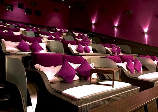 Most Comfortable Cinemas You Could Just Fall Asleep In - World Of Buzz 9