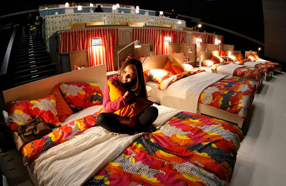 Most Comfortable Cinemas You Could Just Fall Asleep In - World Of Buzz 13