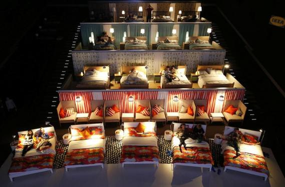 Most Comfortable Cinemas You Could Just Fall Asleep In - World Of Buzz 14