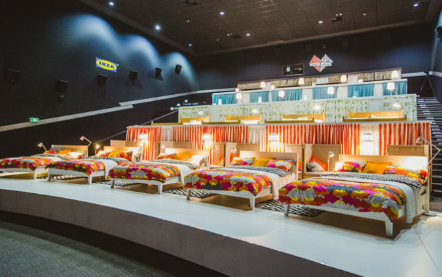 Most Comfortable Cinemas You Could Just Fall Asleep In - World Of Buzz 15