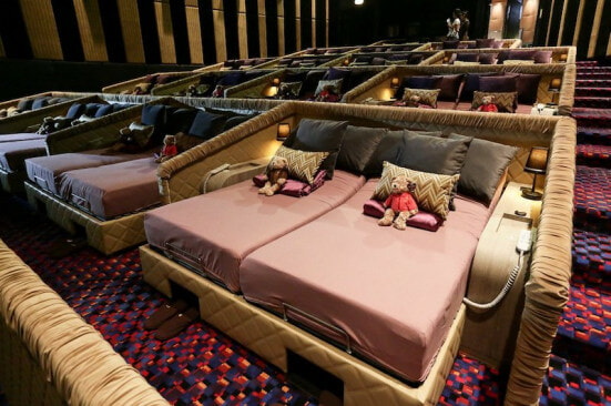 Most Comfortable Cinemas You Could Just Fall Asleep In - World Of Buzz 18