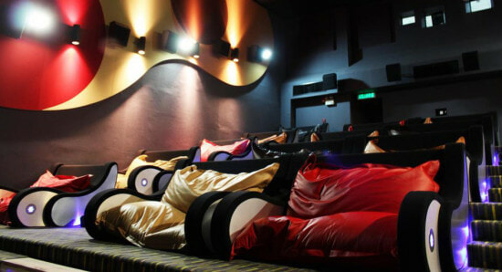Most Comfortable Cinemas You Could Just Fall Asleep In - World Of Buzz 19