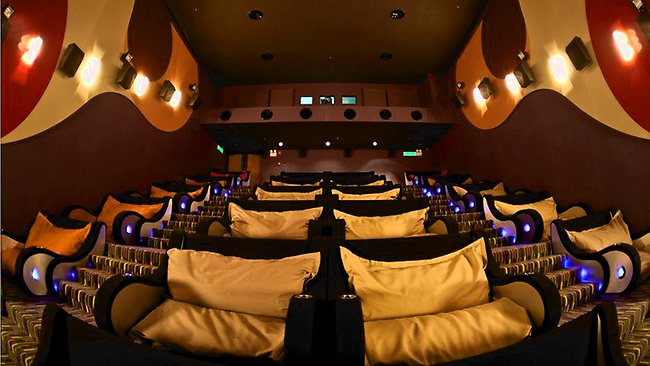 Most Comfortable Cinemas You Could Just Fall Asleep In - World Of Buzz 20