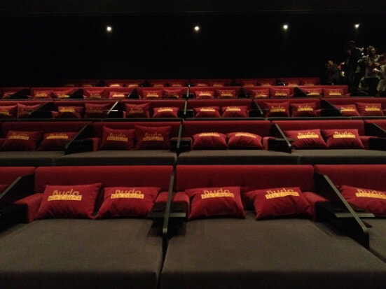 Most Comfortable Cinemas You Could Just Fall Asleep In - World Of Buzz 3