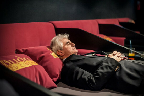 Most Comfortable Cinemas You Could Just Fall Asleep In - World Of Buzz 5