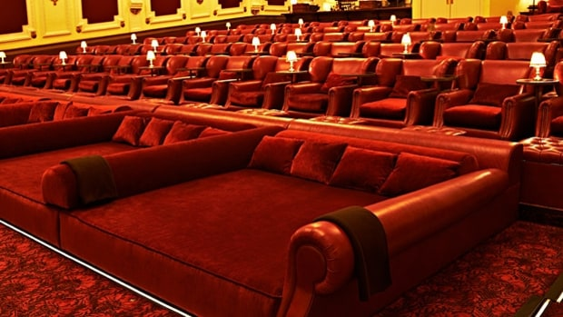 Most Comfortable Cinemas You Could Just Fall Asleep In - World Of Buzz 7