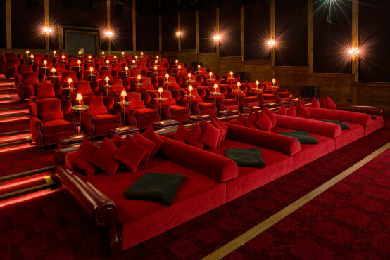 Most Comfortable Cinemas You Could Just Fall Asleep In - World Of Buzz 8