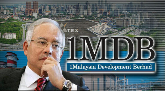 Najib Razak Cropped Out Of The Picture by Bruneian Paper - World Of Buzz 2