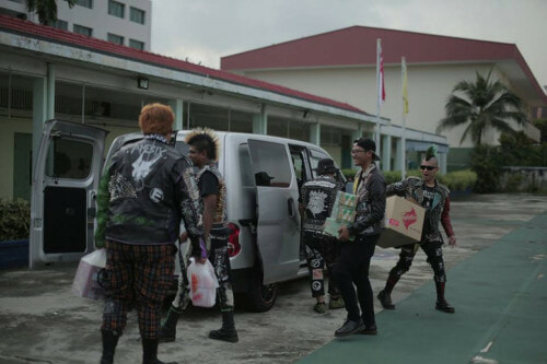 Singaporean PUNKS Donate 1 Month's Worth Of Goods To Children's Home - World Of Buzz 2