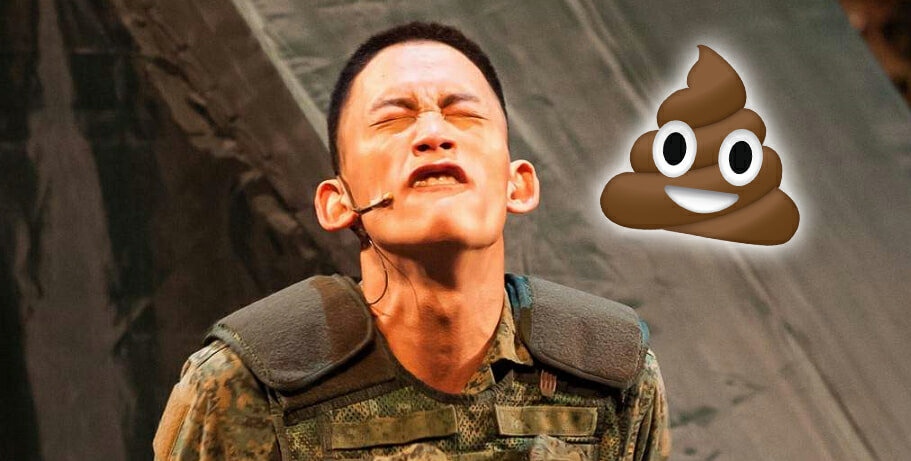 S'porean Soldier Shares Shitty Story Of How He Pooped Into Ziploc Bag During NS - World Of Buzz 5