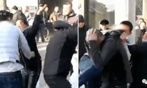 Ungrateful Chinese Son Beats Up Parents In Public For Buying Him An Apartment 'Too Small' - World Of Buzz 2