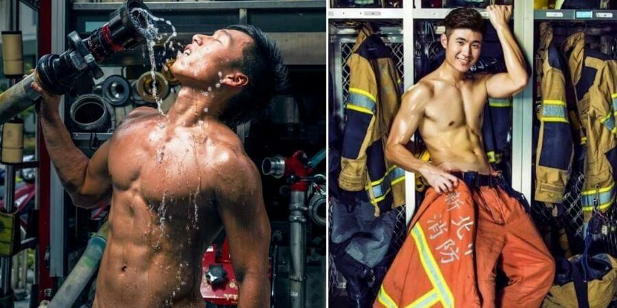 You Will Need Someone To Save You After Seeing This 2017 Calendar Featuring Sexy Firemen - World Of Buzz 11