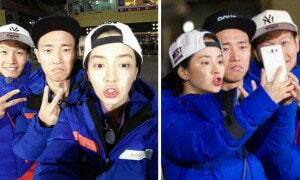 11 Things Malaysian Fans Will Miss About Kim Jongkook, Song Jihyo In Running Man - World Of Buzz