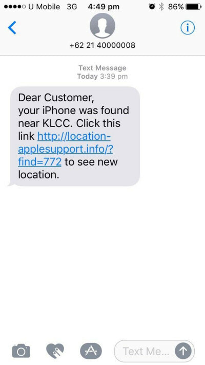 Attention Iphone Users: Beware Of This New Scam That Unlocks Your Iphone - World Of Buzz