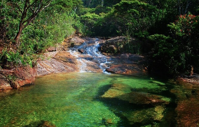 Bangang River, Clearest River of Malaysia?! - World Of Buzz