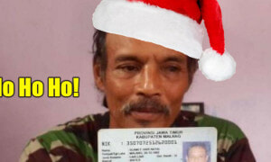 Born On 25 December, Muslim Man's Name Is Merry Christmas - World Of Buzz 1