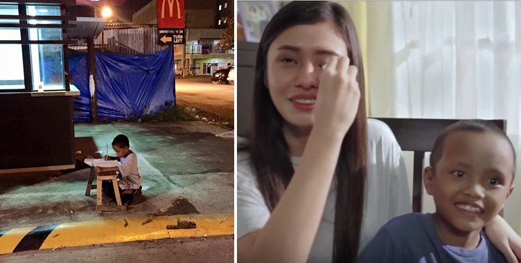 Boy Who Had Nothing Studies Under McDonald's Light Gets the Spotlight - World Of Buzz 7