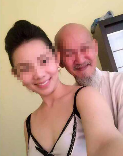 Chinese Girl Accused Of Seducing Rich Feng Shui Master For His Wealth, But She Claims Otherwise - World Of Buzz 15