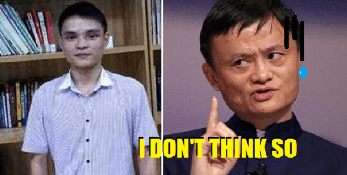 Chinese Guy Spends RM647,000 To Look Like Jack Ma - World Of Buzz