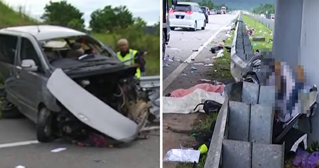 Family Trip Turned Into Tragedy, Teacher Lost Six Family Members In Horrific Accident - World Of Buzz 7