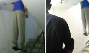 Gruesome Pictures Of A Man's Suicide In Penang Goes Viral - World Of Buzz