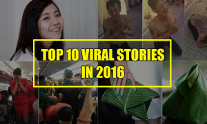 Here's The Top 10 Viral Stories From World Of Buzz In 2016 - World Of Buzz
