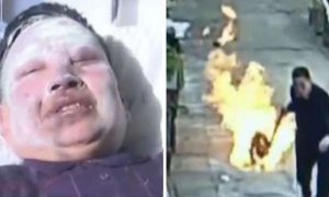 Heroic Man Single-Handedly Saves His Neighbourhood from Exploding Gas Canister - World Of Buzz 2