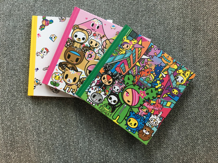 Iconic tokidoki Planner x Notebooks Are Now Redeemable For FREE In Malaysia's 7-Eleven - World Of Buzz 3