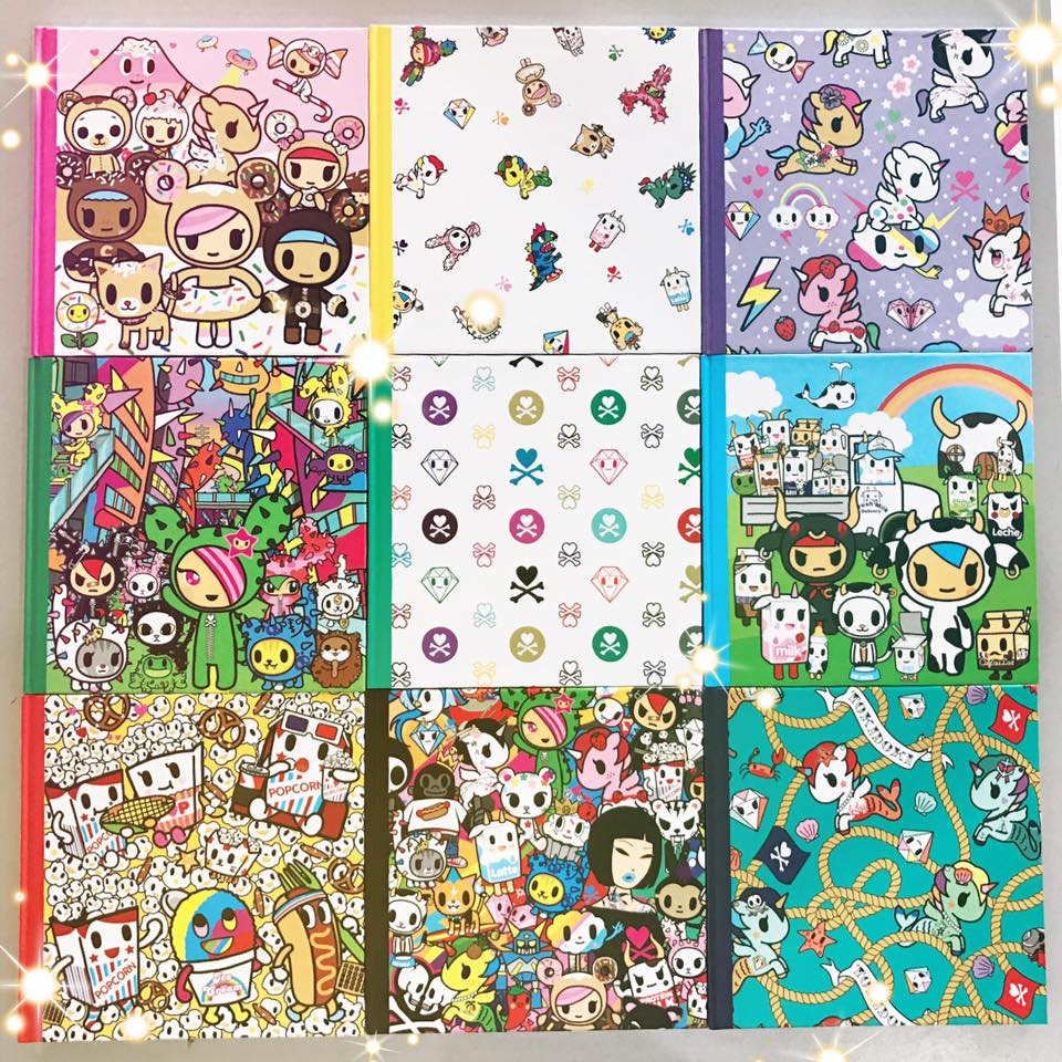 Iconic tokidoki Planner x Notebooks Are Now Redeemable For FREE In Malaysia's 7-Eleven - World Of Buzz 4