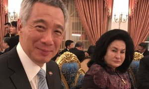 Image of Hsien Loong And Rosmah During Dinner Goes Viral - World Of Buzz