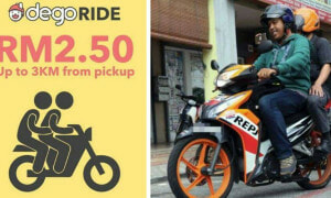 Latest Ride-Hailing Service Uses Motorcycles Instead Of Cars, Say Goodbye To Traffic Jam - World Of Buzz 6