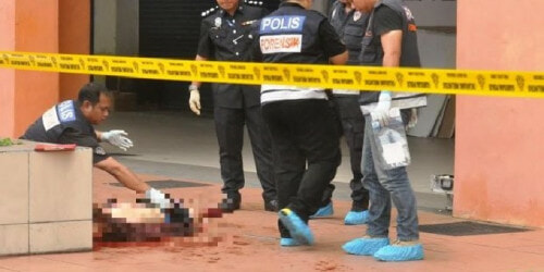 Malaysian College Student Killed Trying To Protect One Of His Female Friends - World Of Buzz 4