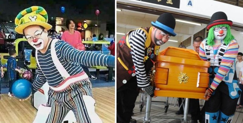 """Malaysian Killed After Bodyguard Shooting Incident Given A """"Clown"""" Funeral - World Of Buzz 8"""