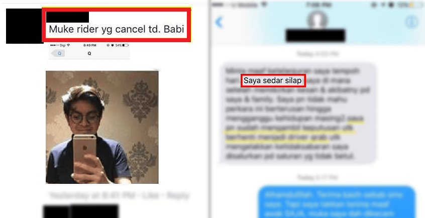 Malaysian Man Was Victim Of Defamation But His Response Will Make You Want To Be A Better Person - World Of Buzz 1