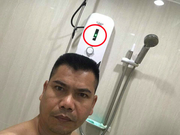 Malaysian Netizen Proved That Jamal Lied About Water Cut In His House - World Of Buzz 1