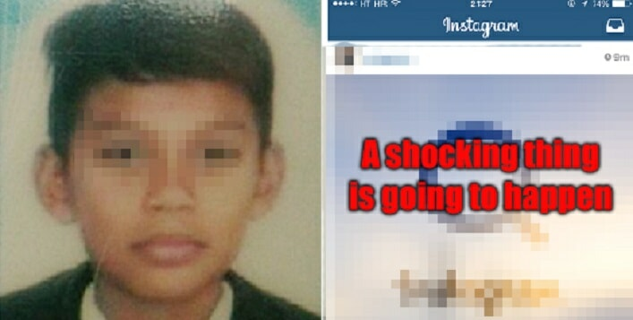 "Malaysian Student Left ""Shocking"" Instagram Post Before He Drowned - World Of Buzz"