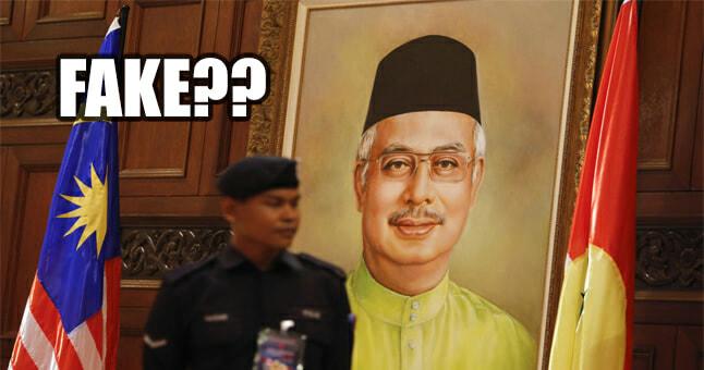 MITI: Muhyiddin Lied About Najib's Portrait Taken Down At Milan World Expo - World Of Buzz 3