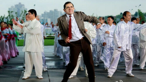 Mr. Bean Confirmed To Star In New Chinese Comedy Film Next Month! - World Of Buzz 3