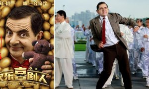Mr. Bean Confirmed To Star In New Chinese Comedy Film Next Month! - World Of Buzz 4