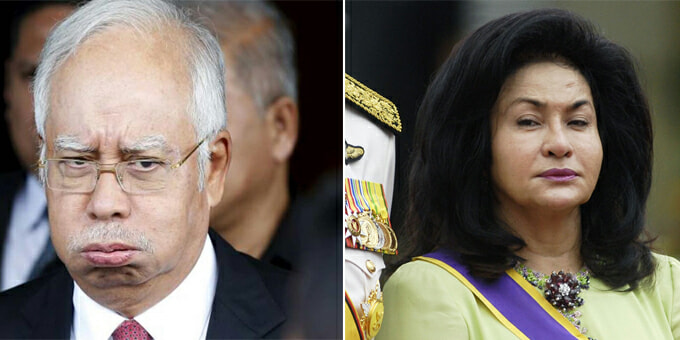 Najib: If I Was Involved, My Wife (Rosmah) Would Have Done Something. - World Of Buzz 8