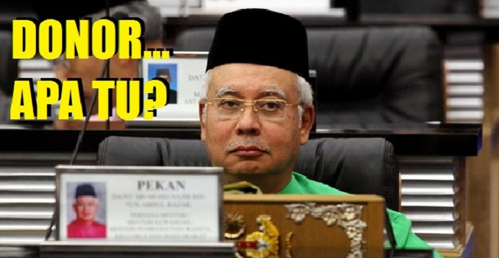 Najib To Parliament: Identity Of RM2.6 Billion Donor Cannot Be Revealed - World Of Buzz 4