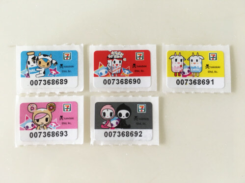 Super Adorable tokidoki Planner x Notebooks Are Now Redeemable For FREE In Malaysia's 7-Eleven - World Of Buzz 5