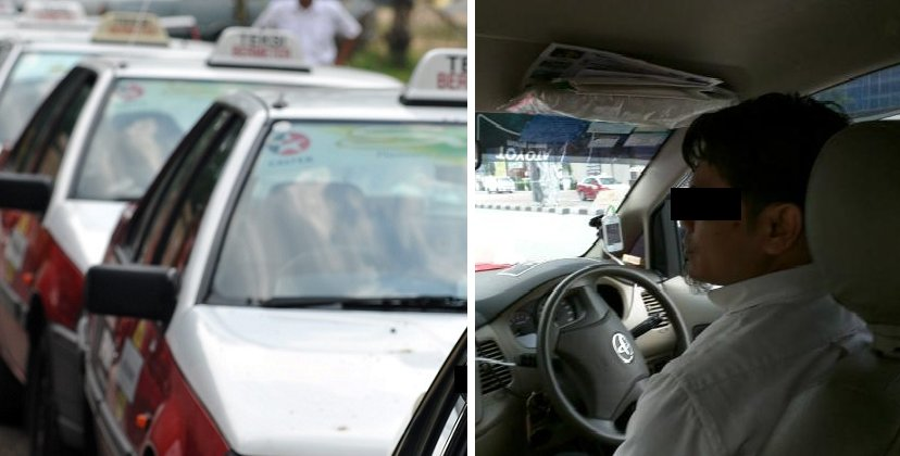 Taxi Driver In KL Takes Foreigners On Detour, Charges Them RM800 For 6KM Trip - World Of Buzz