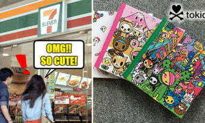 [TEST] Iconic tokidoki Planner x Notebooks Are Now Redeemable For FREE In Malaysia's 7-Eleven - World Of Buzz 3