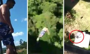 Thrill-Seeker Dies From Bungee Jumping Due To Miscalculation Of Rope Length - World Of Buzz 3