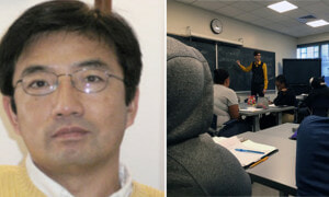 University Forced Korean Professor To Teach Statistics Because He's Asian - World Of Buzz