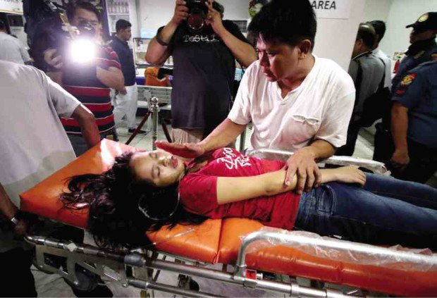 15-Year-Old Girl From Philippines Hit By Stray Bullet On New Year's Eve Dies - World Of Buzz